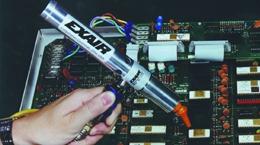 小型冷却枪