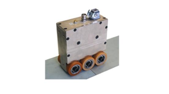 卷材焊缝定位SND40系统