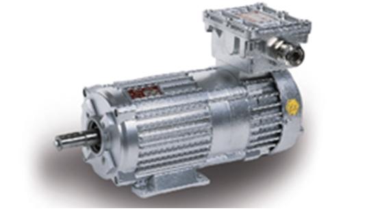 铝壳刹车防爆电机