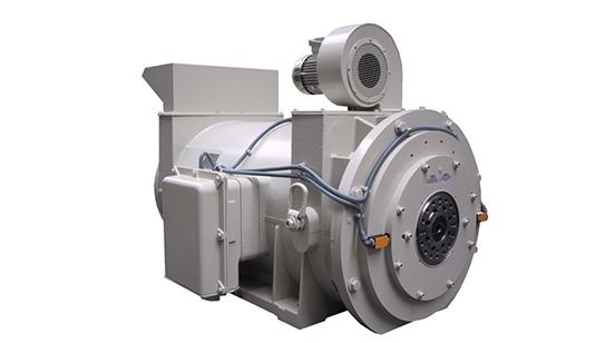 大扭矩电机,保护等级IP23,应用于测试台的异步电